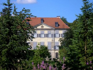 Schloss Birkenfeld: Der Hauptbau von Süden aus gesehen / / Foto: Wikipedia / Dark Avenger / CC-BY-SA 3.0