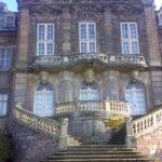 """""""Der Nanny""""-Drehorte: Schloss Burgscheidungen"""