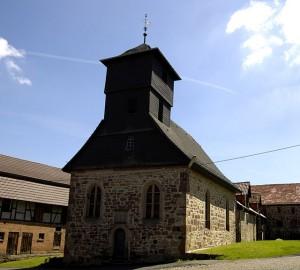 Die Kapelle von Schloss Riede / Foto: Wikipedia / Varus111
