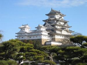 Burg Himeji ist Unesco-Welterbestätte. Foto: gemeinfrei