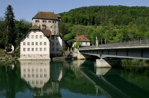 Burg Rotwasserstelz am Hochrhein / Foto: Wikipedia / Roland Zumbühl, www.picswiss.ch / CC-BY-SA 3.0