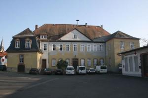 Das Degenfeldsche Schloss in Karben wird saniert / Foto: Wikipedia / Haselburg-Müller / CC-BY-SA 3.0