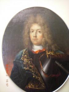 Kommandant Georg Ludwig von Schlitz machte den Angreifern das Leben schwer / Foto: Wikipedia / Laubtaler / CC-BY-SA 3.0