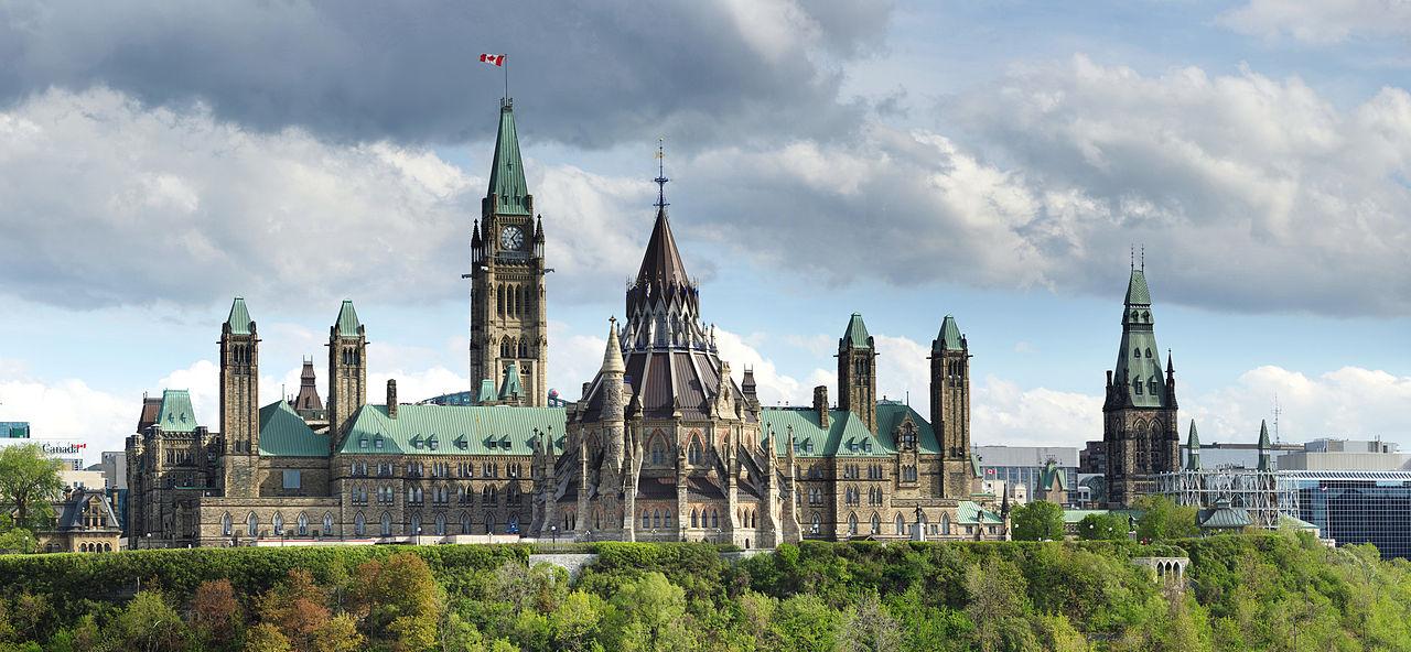 Canadian Parliament Hill Tours