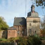 Das Pfadfindergrab von Schloss Liedberg