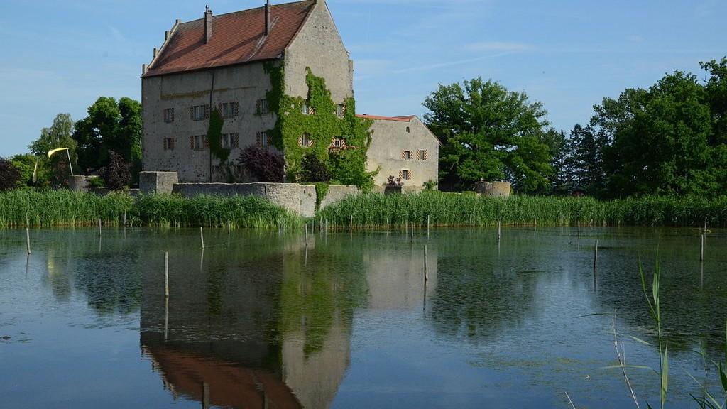 Schloss Sommersdorf / Foto: Wikipedia / Tilman2007 / CC-BY-SA 3.0