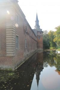 Vorburg und Dicker Turm