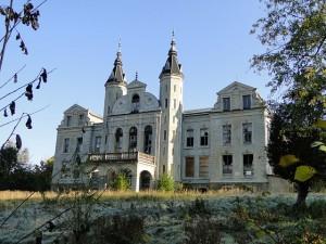 Schloss Mallin steht mal wieder zum Verkauf / Foto: Wikipedia / Niteshift / CC-BY-SA 3.0