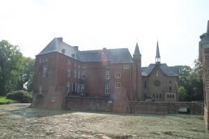 Schloss Wissen: Die Kapelle (rechts)