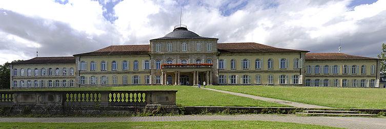 Schloss Hohenheim in Stuttgart / Foto: Wikipedia / pjt56 / CC-BY-SA 3.0