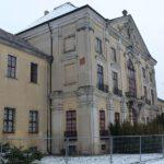 Sächsisches Barockschloss Wölkau verfällt