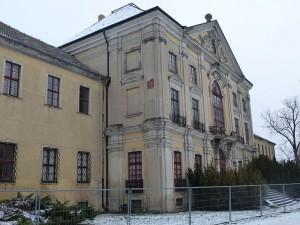 Schloss Wölkau verfällt / Foto: Tnemtsoni / CC-BY-SA 3.0