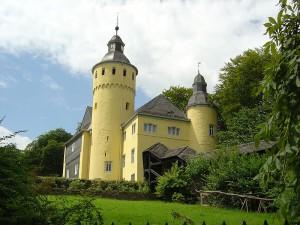 Schloss Homburg bei Nümbrecht / Foto: Wikipedia / Hullie / CC-BY-SA 3.0