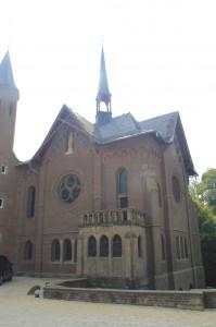 Schloss Wissen: Die neugotische Kappelle