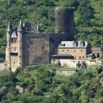 Burg Katz: Japaner kam, kaufte und sperrte zu