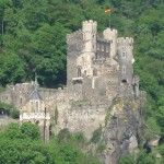 Burg Rheinstein: Symbol der Rheinromantik