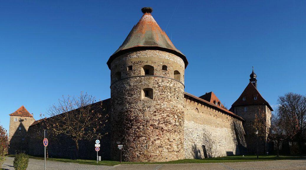 Burg Hohenberg / Foto: Wikipedia / Richard Huber / CC-BY-SA 3.0