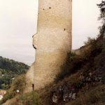 Burg Loch: Notsicherung dank Förderkreis