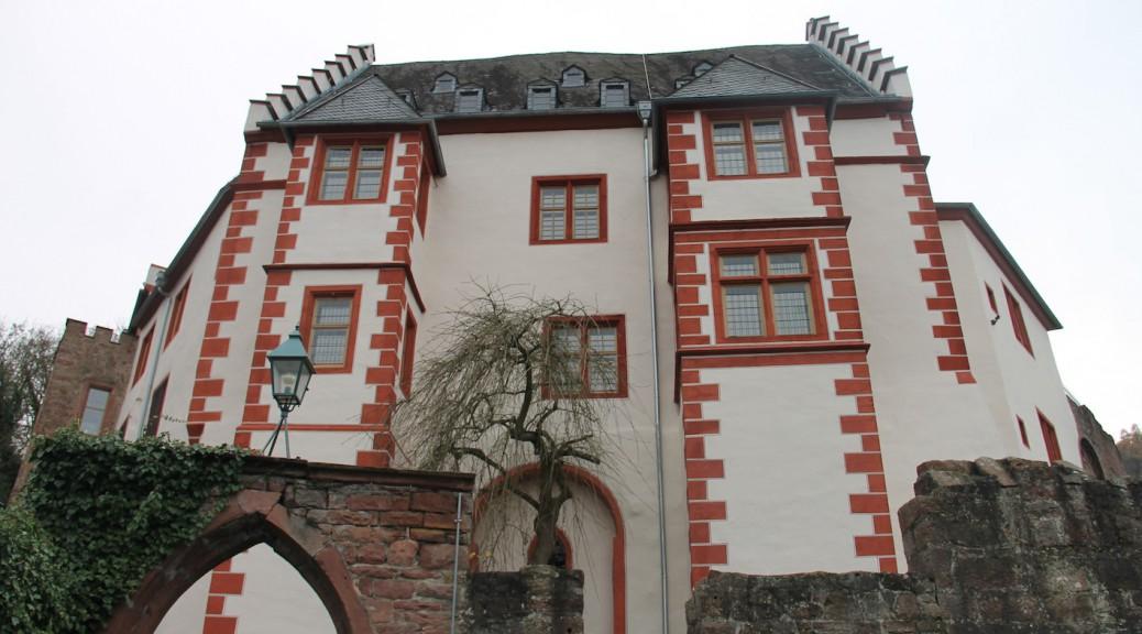 Die Mildenburg über Miltenberg / Foto: Burgerbe,de