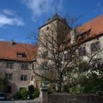 Die Schlitzer Vorderburg / Foto: Wikipedia / UuMUfQ / <a href=