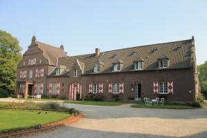 Die Rentei von Schloss Hertefeld