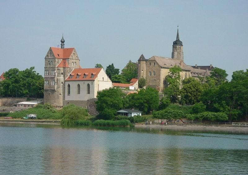 Schloss Seeburg am Süßen See / Gemeinfrei