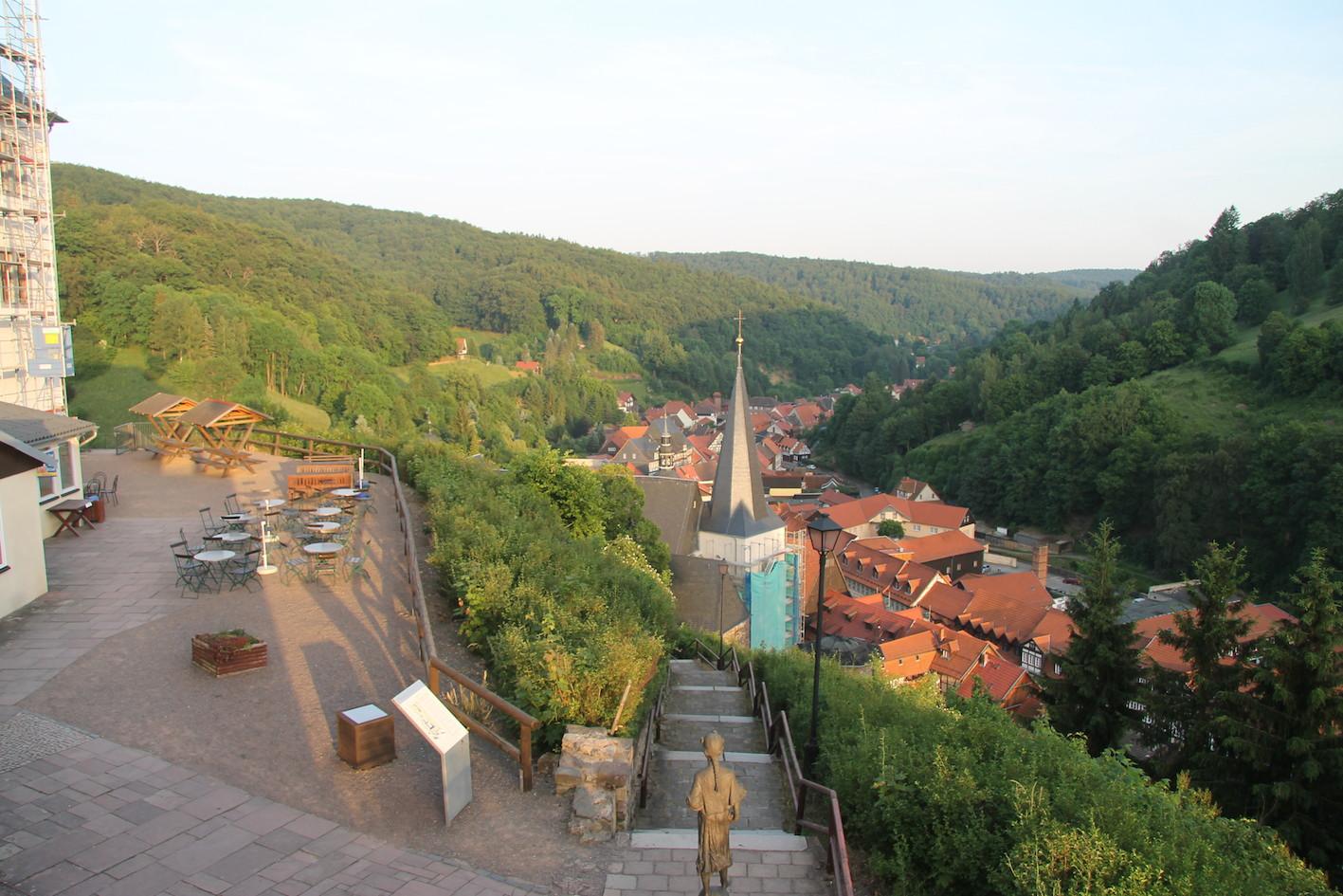 Stolberg Harz  Sterne Hotel