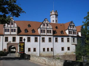 Schloss Forderglauchau / Foto: Wikipedia / Micharl Sander / CC-BY-SA 3.0