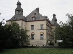 In Schloss Overhagen finden Theaterproben statt / Foto: Deutsche Stiftung Denkmalschutz