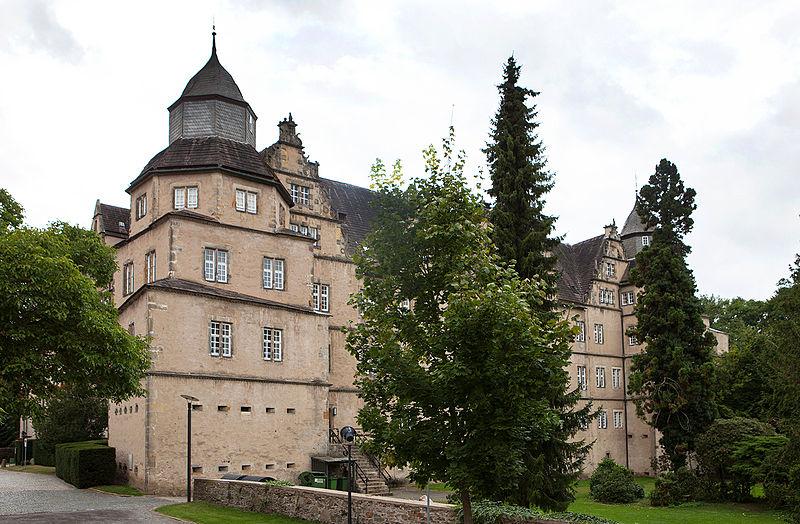 Der Kabelbrand auf Schloss Vahrenholz konnte schnell gelöscht werden / Foto: Gemeinfrei
