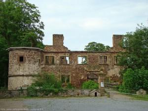 Schloss Menzingen heute / Foto: Wikipedia / Schmelzle (Peter Schmelzle) / CC-BY-SA 3.0