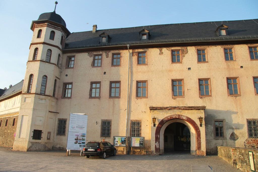 Schloss Stolberg im Südharz / Foto: Burgerbe.de