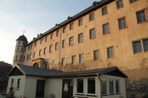 Schloss Stolberg soll weiter saniert werden