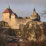 Burg Hohenstein: Bergfried wurde zum Glockenturm