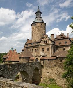 Burg Tzschocha wird für Rollenspieler zu Hogwarts / Foto: Wikipedia / Rafał Konieczny / GFDL