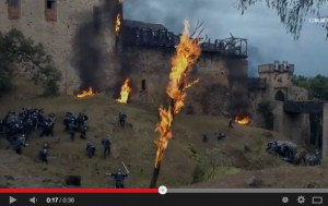 Goetz' Burg wird belagert / Bild: Screenshot Youtube