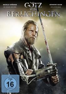 """""""Götz von Berlichingen"""": RTL-Ritter mit der Eisenfaust / Bild: Amazon"""