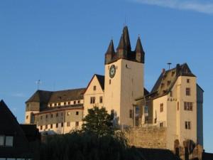 Das Grafenschloss über Diez / Foto: Wikipedia / StefanServos / CC-BY-SA 3.0