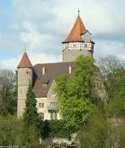 Burg Möckmühl / Foto (und Foto oben): Wikipedia / p.schmelzle / GFDL