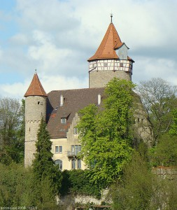 Burg Möckmühl / Foto: Wikipedia / p.schmelzle / GFDL