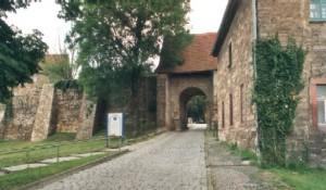 Das Torhaus der Runneburg / Foto: gemeinfrei