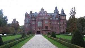 Parkseite von Schloss Krickenbeck / Foto: Wikipedia / an-d / CC-BY-SA 3.0