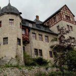 Schloss Beichlingen 1014: Burgherrin Reinhilde wird entführt