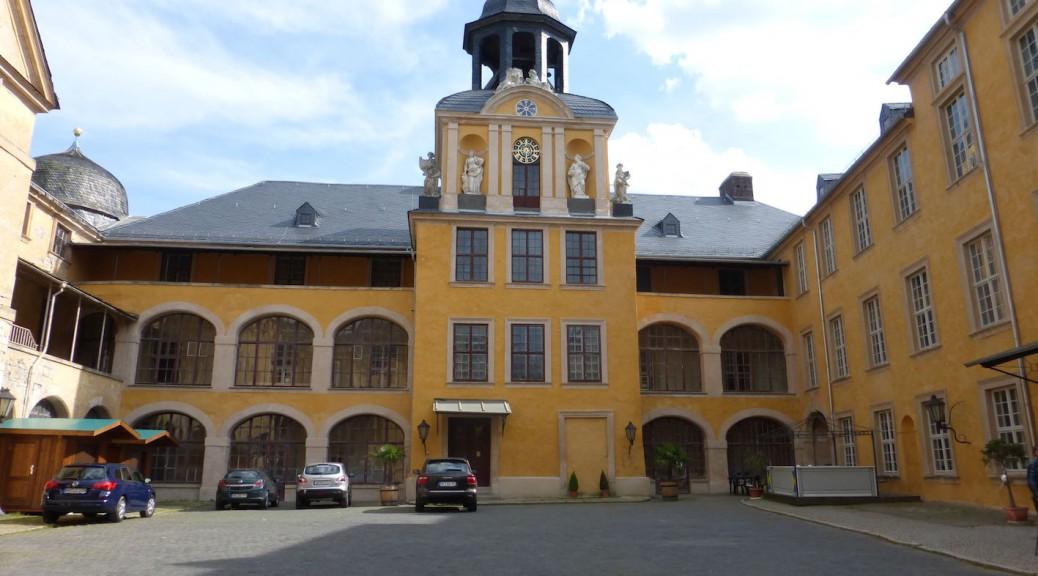 Grosses Schloss in Blankenburg © Deutsche Stiftung Denkmalschutz/Dr. Eckhard Wegner