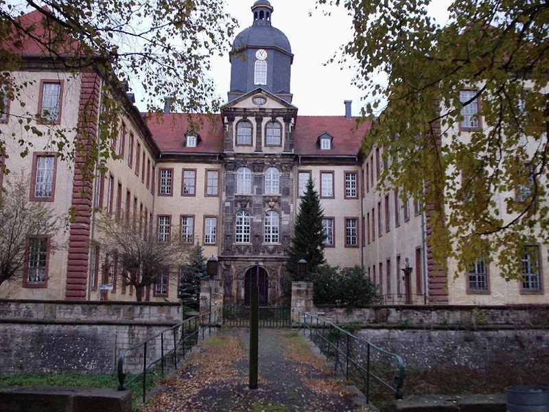 Schloss Friedrichswerth bei Gotha steht zum Verkauf / Foto: Wikipedia / Metilsteiner / CC-BY-SA 3.0