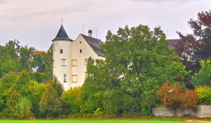 Schloss Lauterbach bei Bergkirchen / Foto: Wikipedia / Richard Huber / CC-BY-SA 3.0