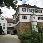 Brand auf Schloss Lindach: Sechs Verletzte