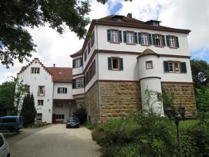 Schloss Lindach in Schwäbisch-Gmünd / Foto: Wikipedia / Dealerofsalvation / GFDL