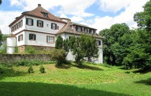 Schloss Lindach steht für 3,2 Mio zum Verkauf / Foto: Wikipedia / Dealerofsalvation / GFDL