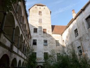 So sah Schloss Rathmannsdorf noch 2009 aus / Foto: Anasis / CC-BY-SA 3.0